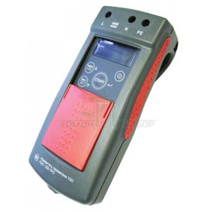 ПЗО-500 ПРО и ПЗО-500 - Вимірювач параметрів пристрою захисного відключення