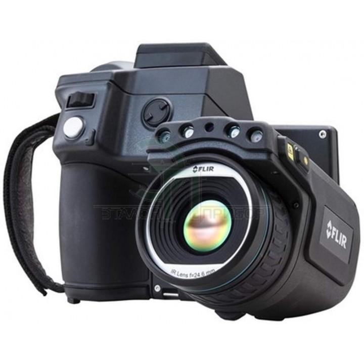 FLIR T660 w/25° Lens, 640x480, -40°C to +2000°C - Тепловізор