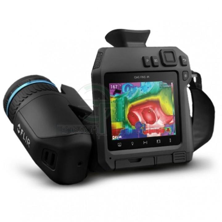 FLIR T530 w/42° Lens, 320x240, -20°C to 650°C - Тепловізор