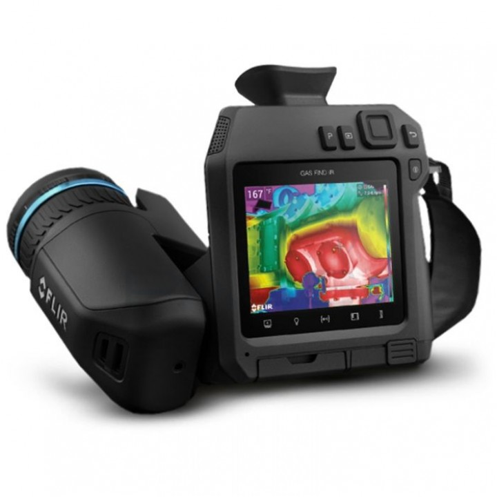 FLIR T530 w/24° Lens, 320x240, -20°C to 650°C - Тепловізор