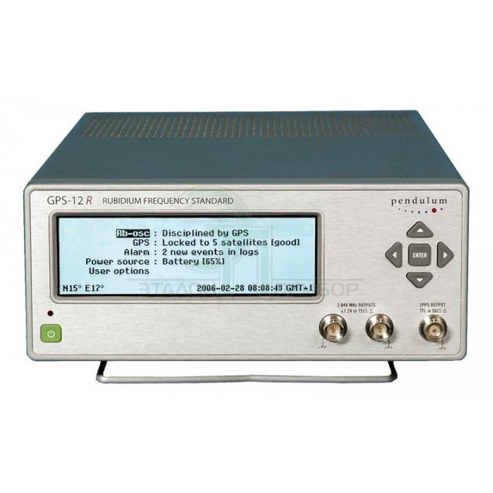GPS-12R - Стандарт частоты