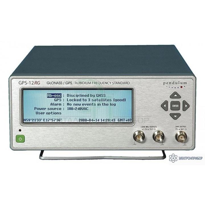 GPS-12RG - Стандарт частоти