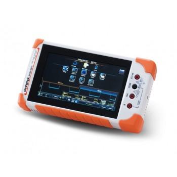GDS-210 - Осцилограф цифровий, що запам'ятовує, з рідкокристалевим дисплеєм