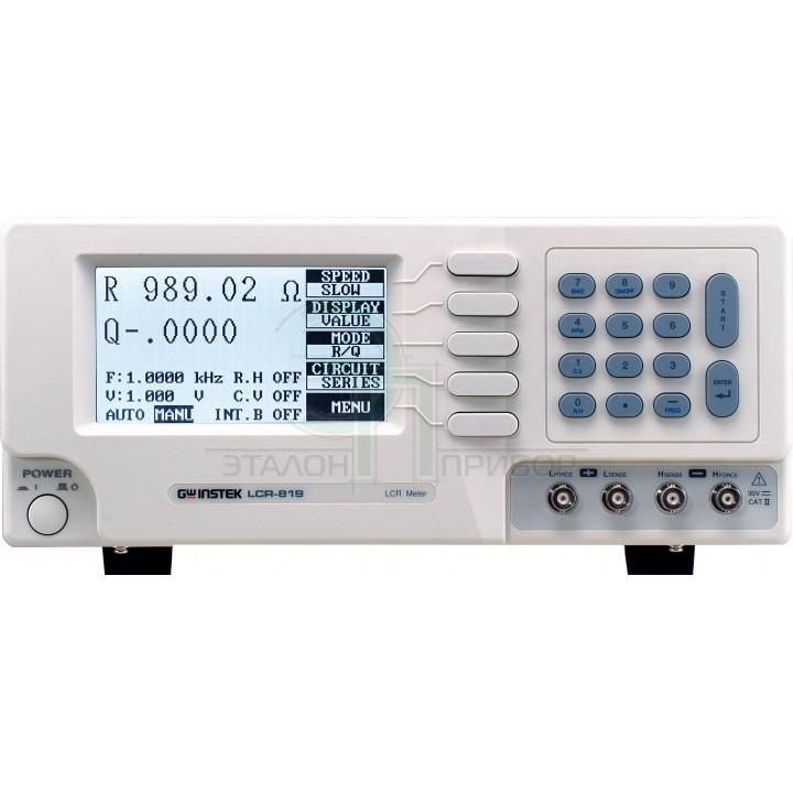 LCR-817/RS232 - Измеритель