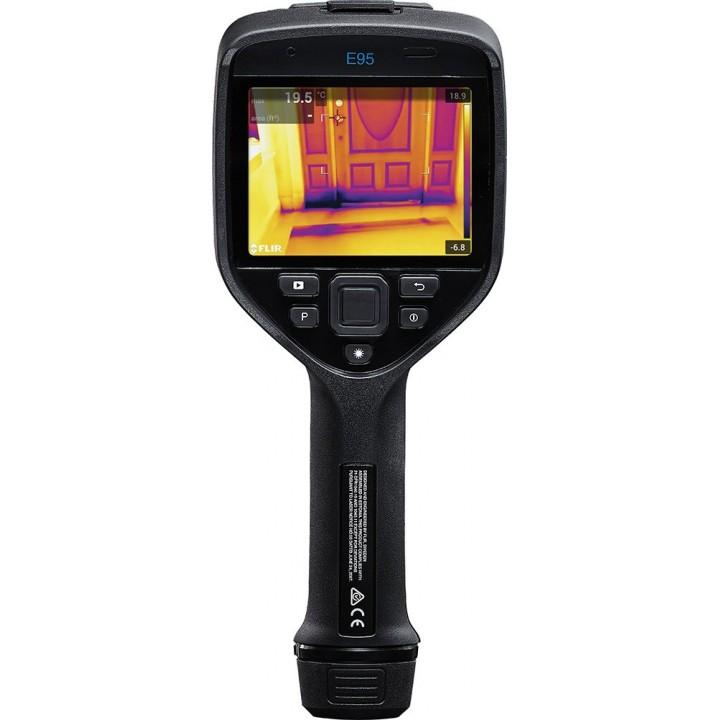FLIR E95 w/42° Lens, 464x348, -20°C to +1500°C - Тепловізор