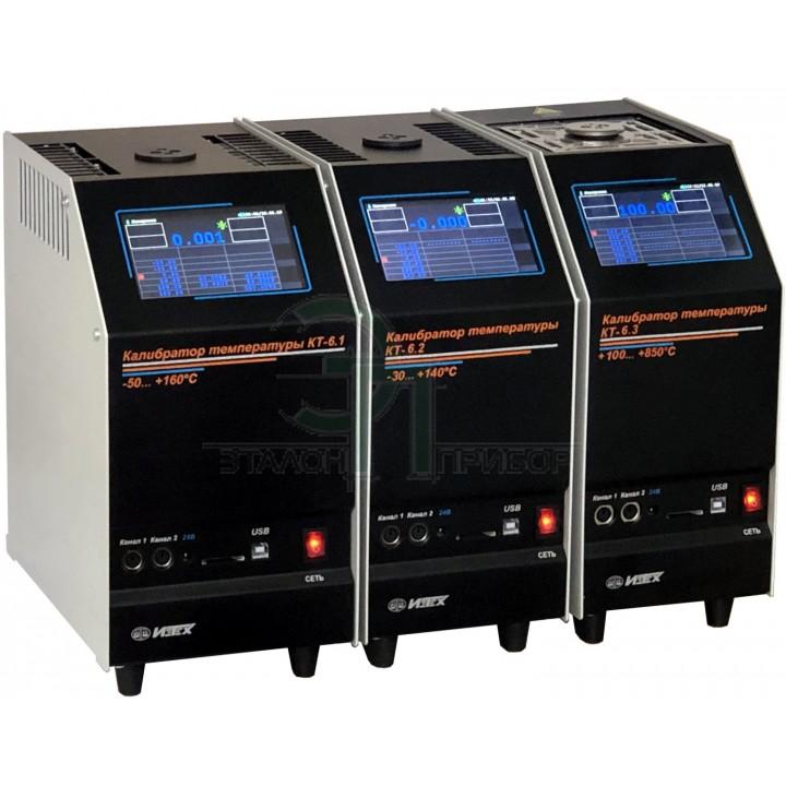 КТ-6.3 - Калібратор температур малогабаритний