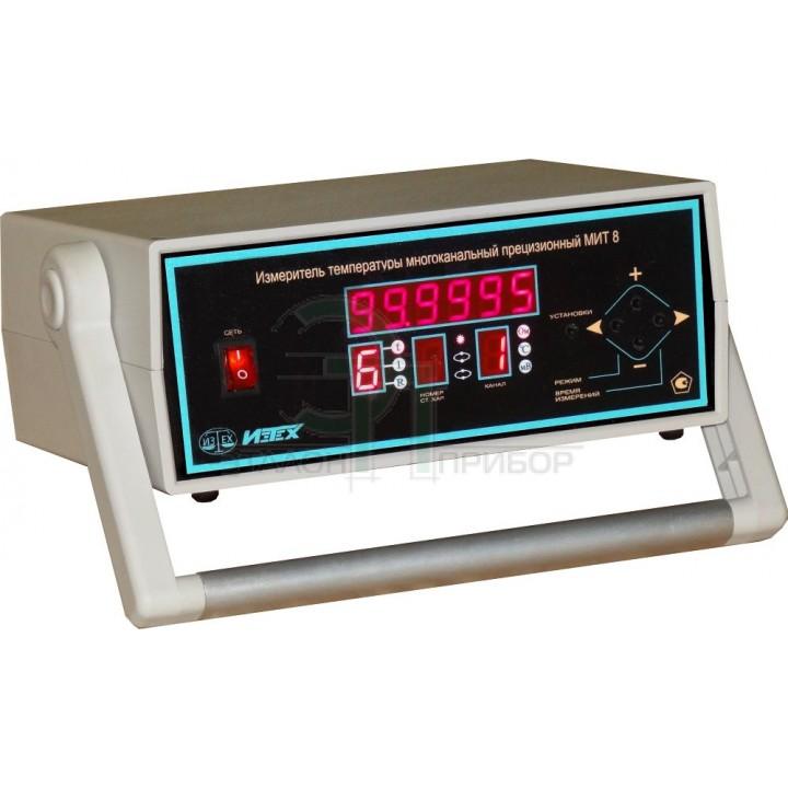 МИТ8.04 - Вимірювач температури багатоканальний