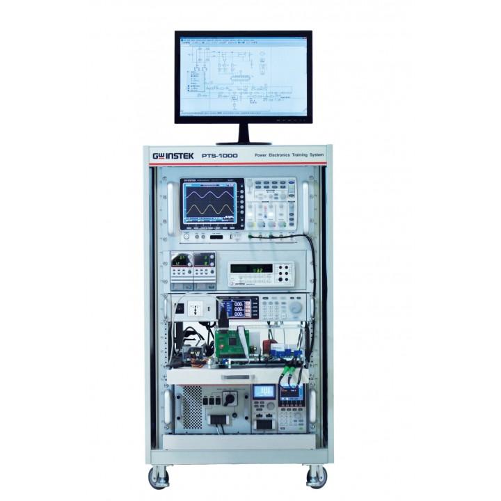 PTS-100 - Навчальна система по силовій електроніці