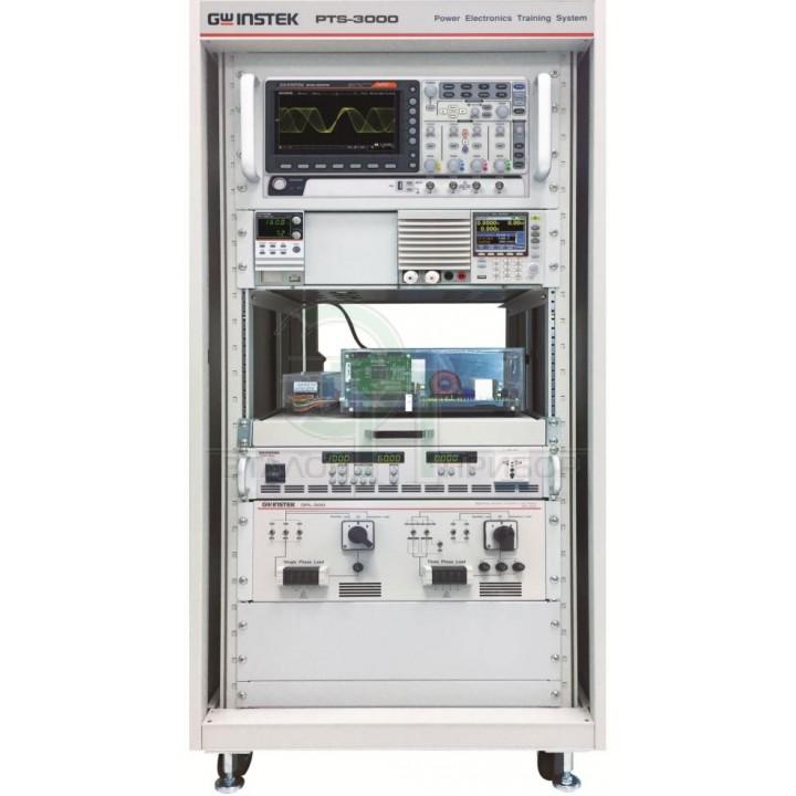 PTS-3000 - Навчальна система по силовій електроніці