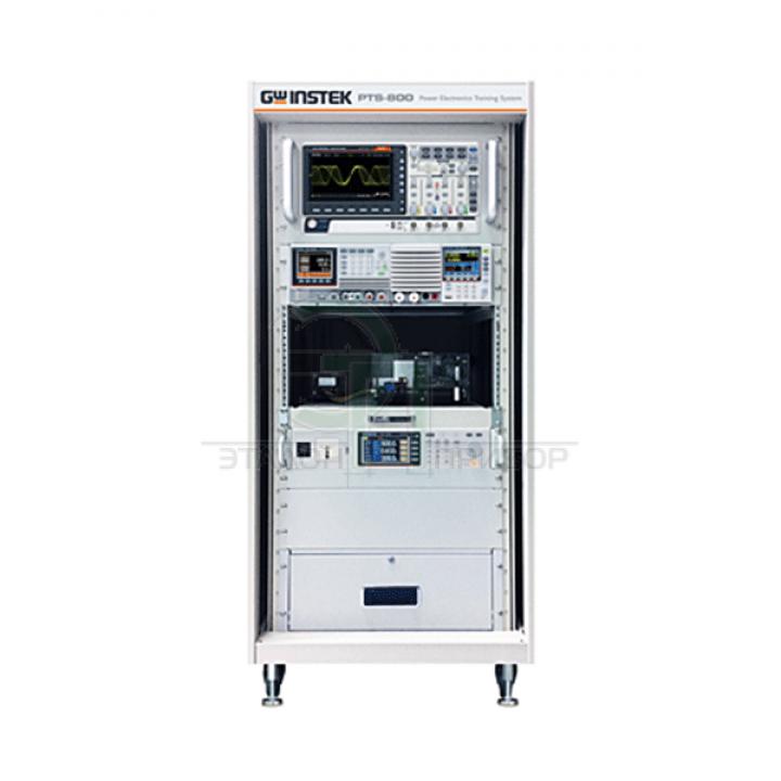 PTS-800 - Навчальна система по силовій електроніці