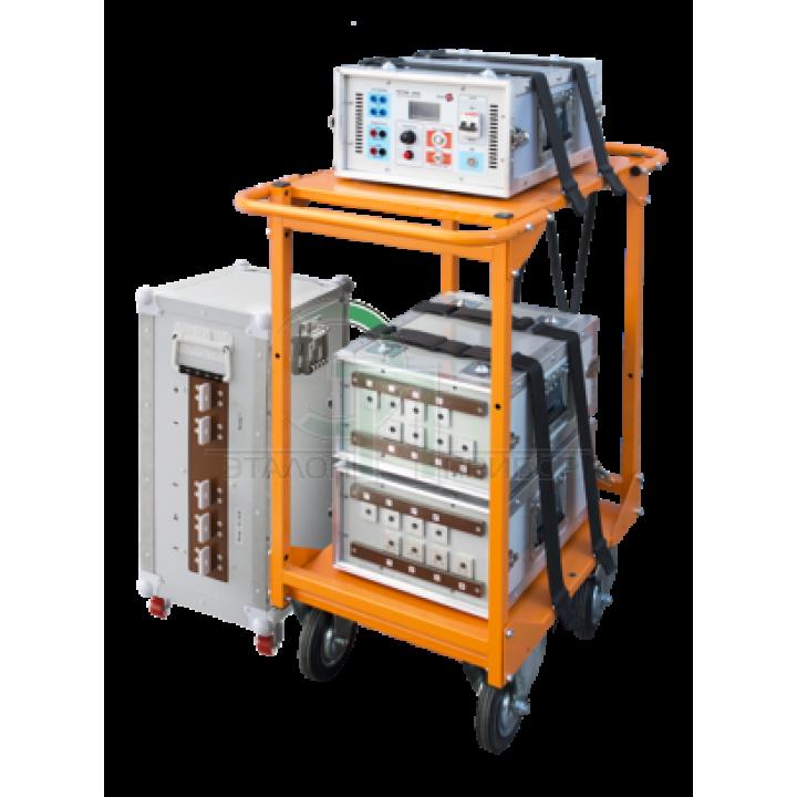 РЕТОМ-30КА - Установка вимірювальна для прогрузки первинним струмом
