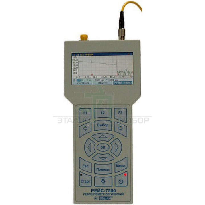Рефлектометр OTDR --- РЕЙС-7500