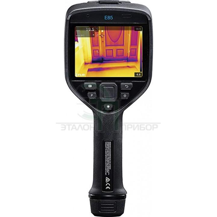 FLIR E85 w/24° Lens, 384x288, -20°C to +1200°C - Тепловізор промисловий