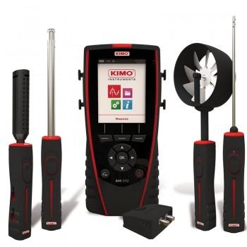 AMI 310 - Прилад портативний багатофункціональний, із кольоровим РК дисплеєм, з підсвічуванням