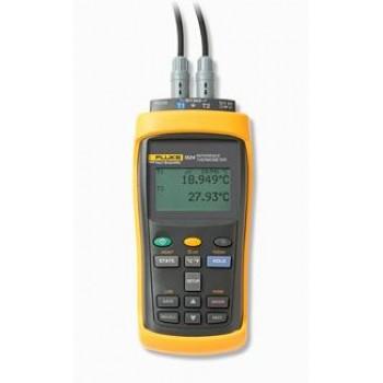 Fluke 1523 - Термометр зразковий