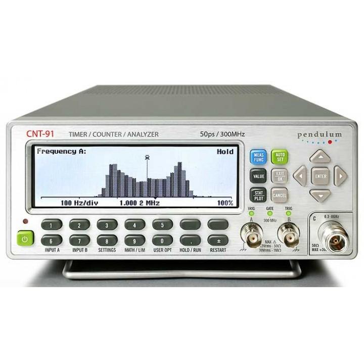 CNT-91 - Частотомір електронно-лічильний