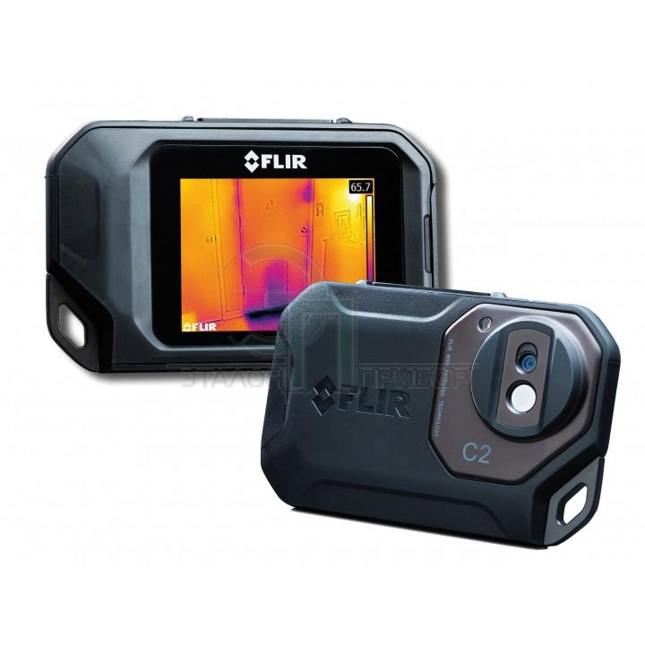 FLIR C2 - Тепловізор для енергоаудиту