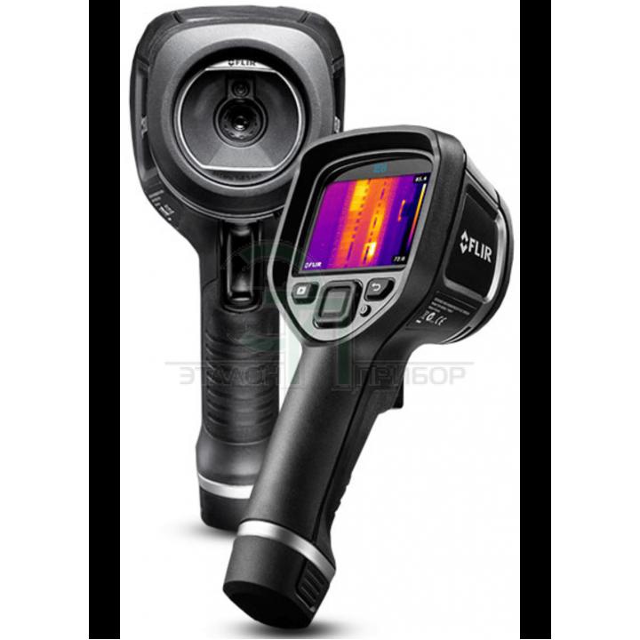 FLIR E8xt - Тепловізор для енергоаудиту