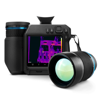 FLIR T840 w/14° Lens, 464x348, -20°C to 1500°C - Тепловизионная камера для визуализации утечек газа