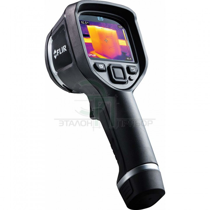 FLIR E5xt - Тепловізор для енергоаудиту
