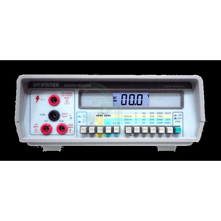 GDM-8034 - Мультиметр лабораторный
