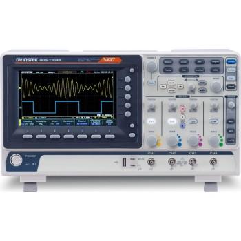 GDS-1102B - Осцилограф цифровий, що запам'ятовує, з рідкокристалевим дисплеєм