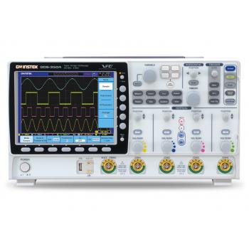 GDS-3504 - Осцилограф цифровий, що запам'ятовує, з рідкокристалевим дисплеєм