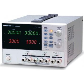 GPD-3303S - Джерело живлення постійного струму