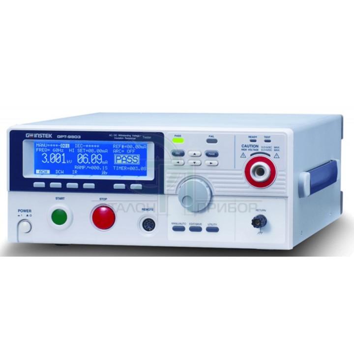 GPI-825 - Установка комплексна для перевірки параметрів електробезпеки