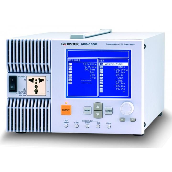 APS-1102 - Джерело живлення постійного та змінного струму