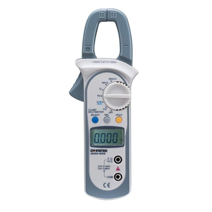 GCM-407 - Кліщі електровимірювальні
