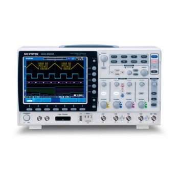 GDS-2304A - Осцилограф цифровий, що запам'ятовує, з рідкокристалевим дисплеєм