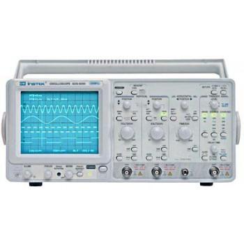 GOS-6200 - Осциллограф