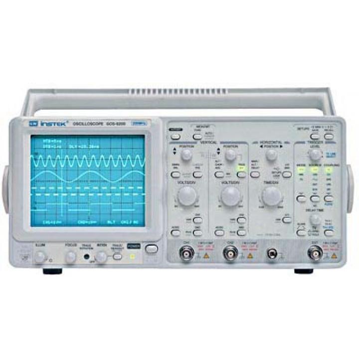 GOS-6200 - Осцилограф електронно-променевий
