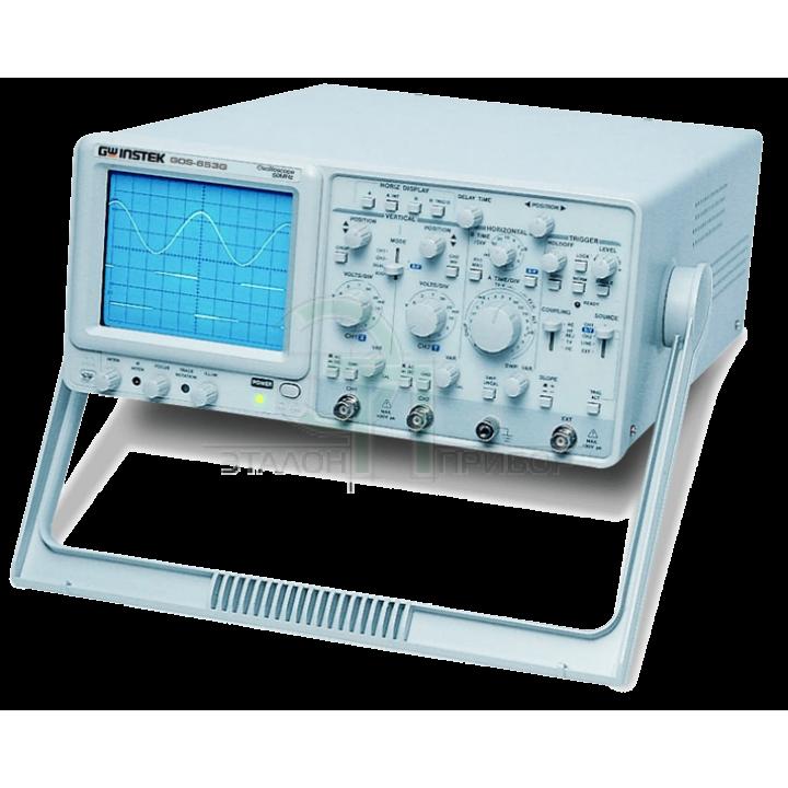 GOS-653G - Осцилограф електронно-променевий Instek