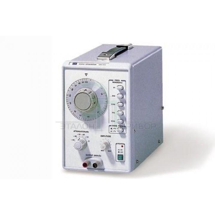 GAG-809 - Генератор сигналів низькочастотний