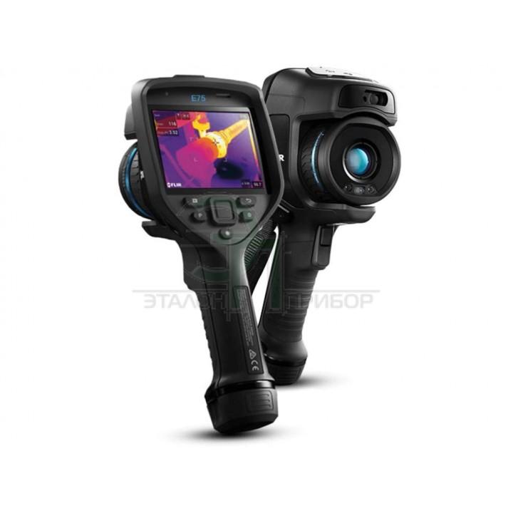 FLIR E75 w/24 Lens, 320x240, -20°C to 650°C - Тепловізор