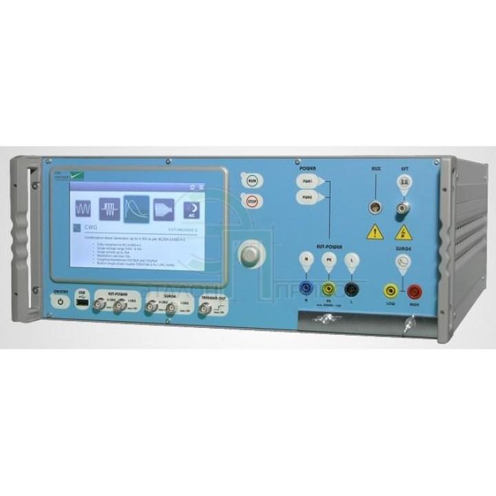 IMU4000 - Испытательная система