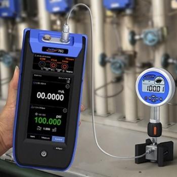 ADT760-D-DL - Калибратор давления автоматический