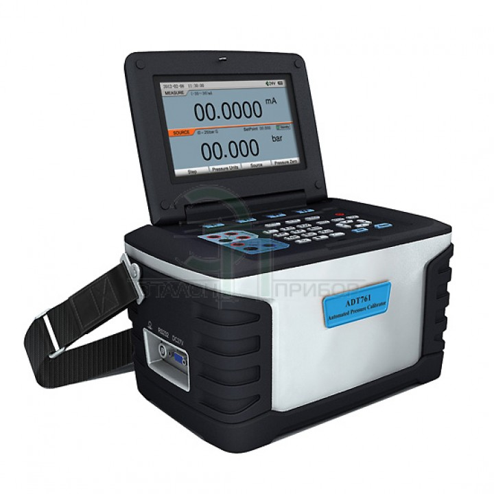 Калибратор давления автоматический