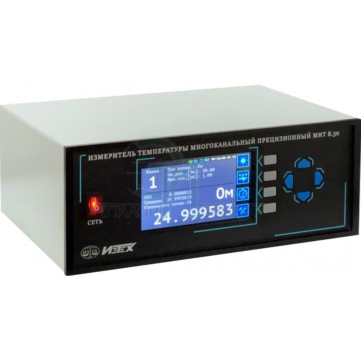 МИТ 8.30 - Вимірювач температури багатоканальний