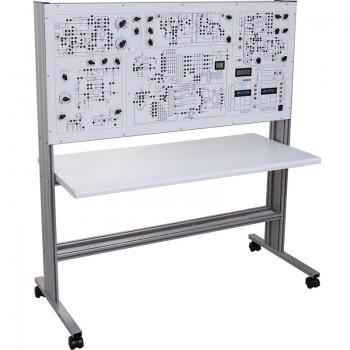 "НТЦ-02.05.1 - Лабораторний стенд ""Электроника с МПСО"""