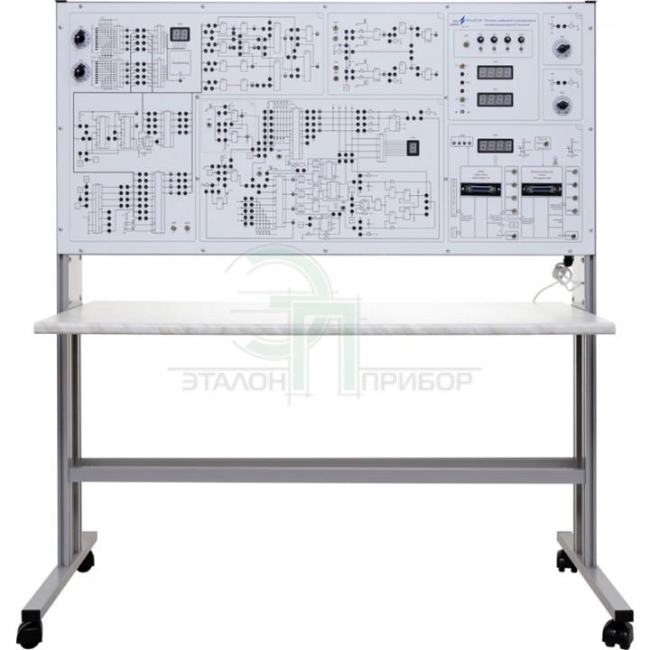 НТЦ-02.58 - Основы цифровой электроники и микропроцессорной техники с МПСО