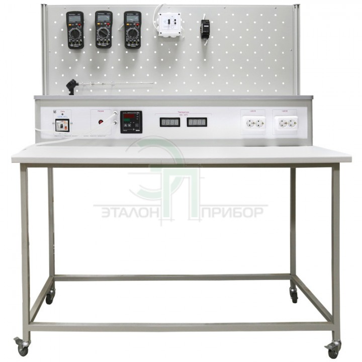 """НТЦ-05.01.1 - Лабораторний стенд """"Измерение неэлектрических величин. Измерение температуры"""""""
