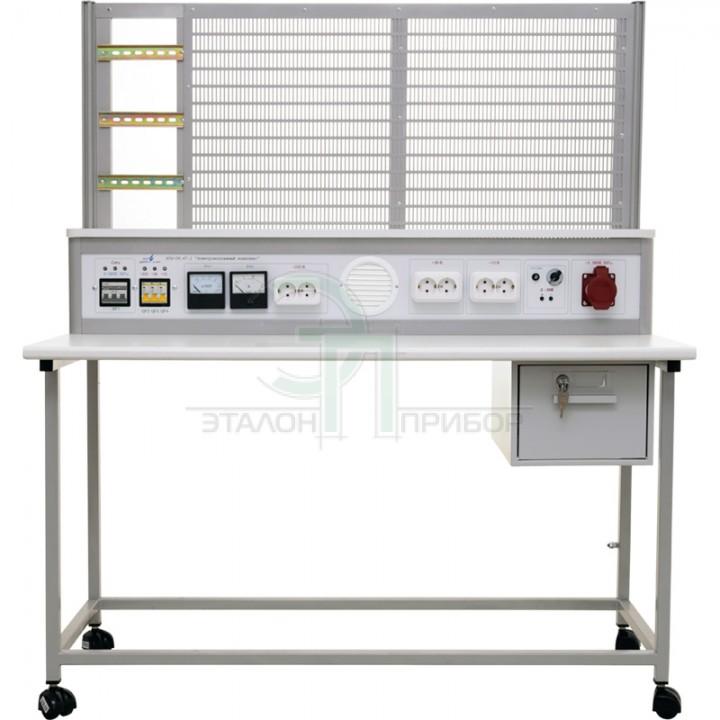 НТЦ-08.47.1/5 - Cтенд «Електромонтаж та наладка магнітних пускачів та експлуатації компонентів апаратної частини комплекту»
