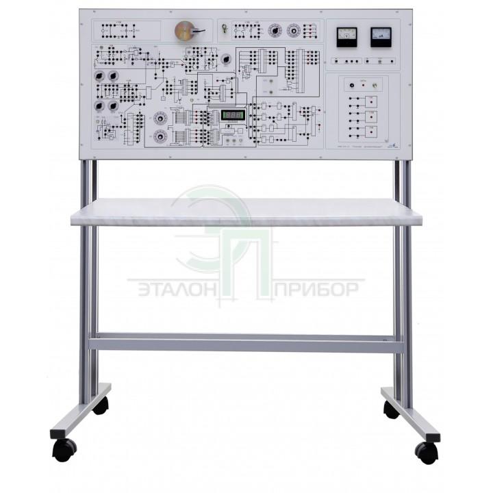 НТЦ-09.11 - Лабораторний стенд Основи автоматизації