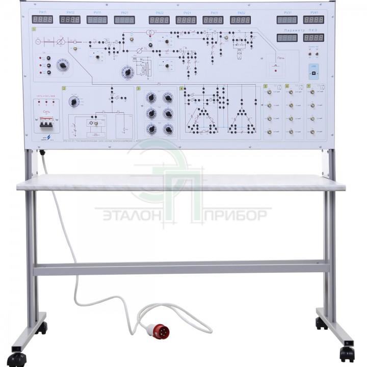 НТЦ-10.67 - Распределительные сети систем электроснабжения с МПСО
