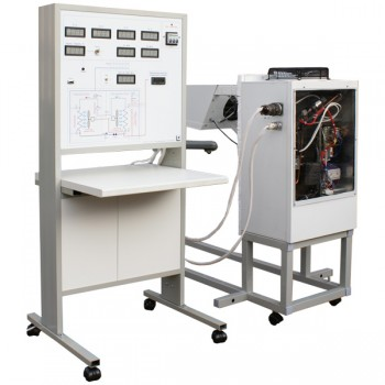 """НТЦ-23.63 - Лабораторний стенд """"Вивчення холодильної установки з МПСО"""""""