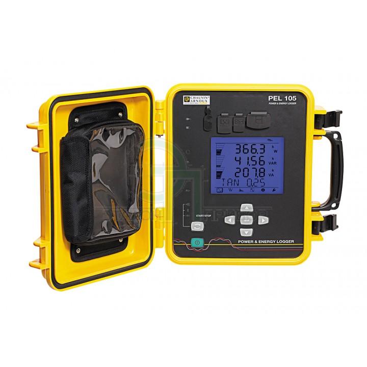 PEL 105 - Реєстратор потужності та енергії