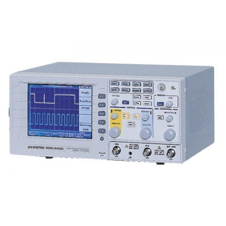 GDS-840S - Осциллограф